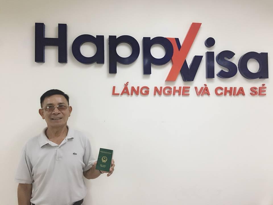 tư vấn xin visa